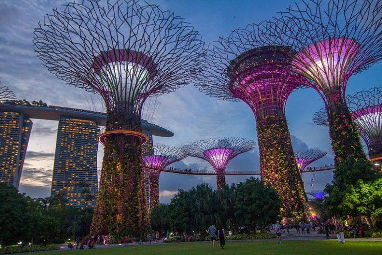 シンガポール トランジット 待ち時間 過ごし方
