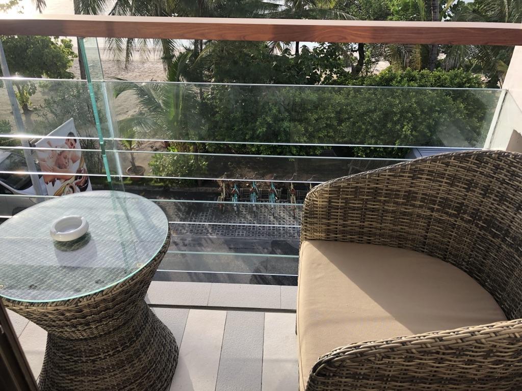 ホテル オーシャングランドフルマーレ Hotel Ocean Grand at Hulhumale 宿泊記 モルディブ 口コミ 空港送迎 子供添い寝 レビュー