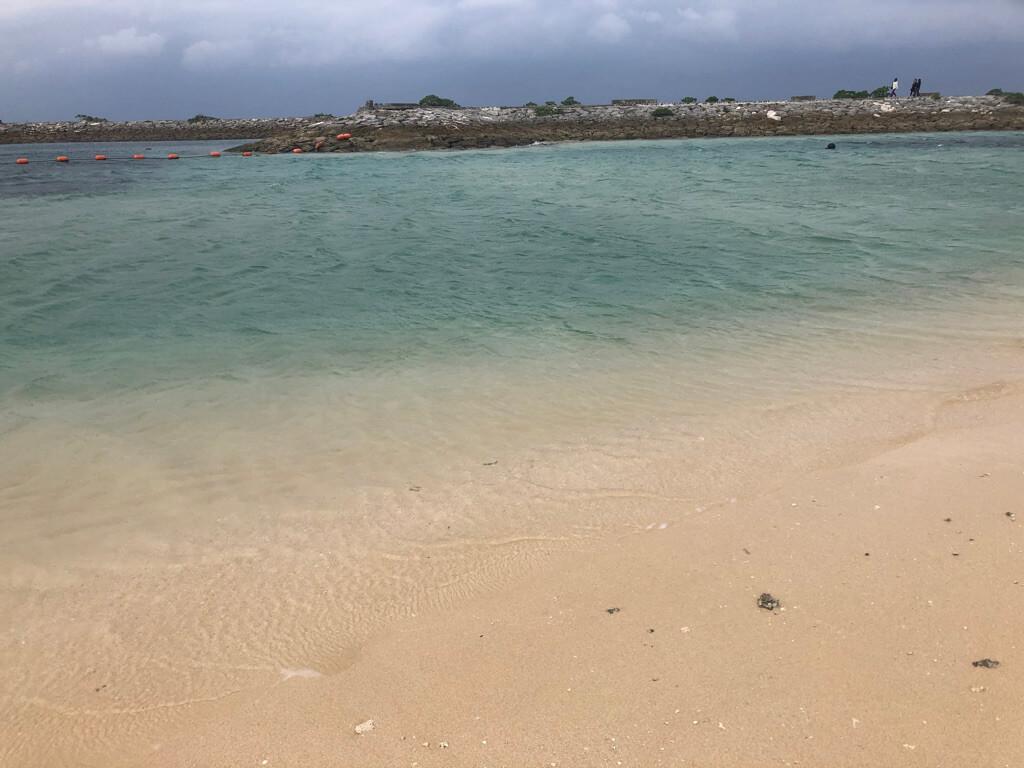 シェラトン沖縄サンマリーナリゾート サウスタワー 宿泊記 プレミアムオーシャンツイン フィットネスジム 大浴場 プール サウナ コンビニ アメニティ