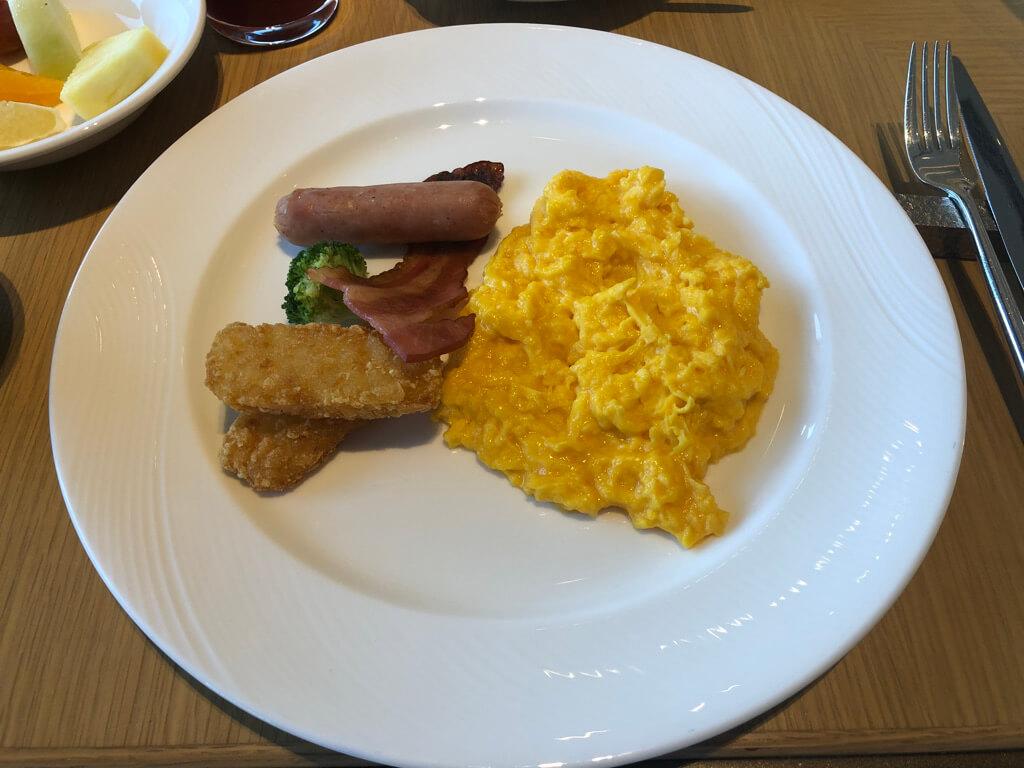 ウェスティン都ホテル京都 朝食 和定食 洋定食 ディナー