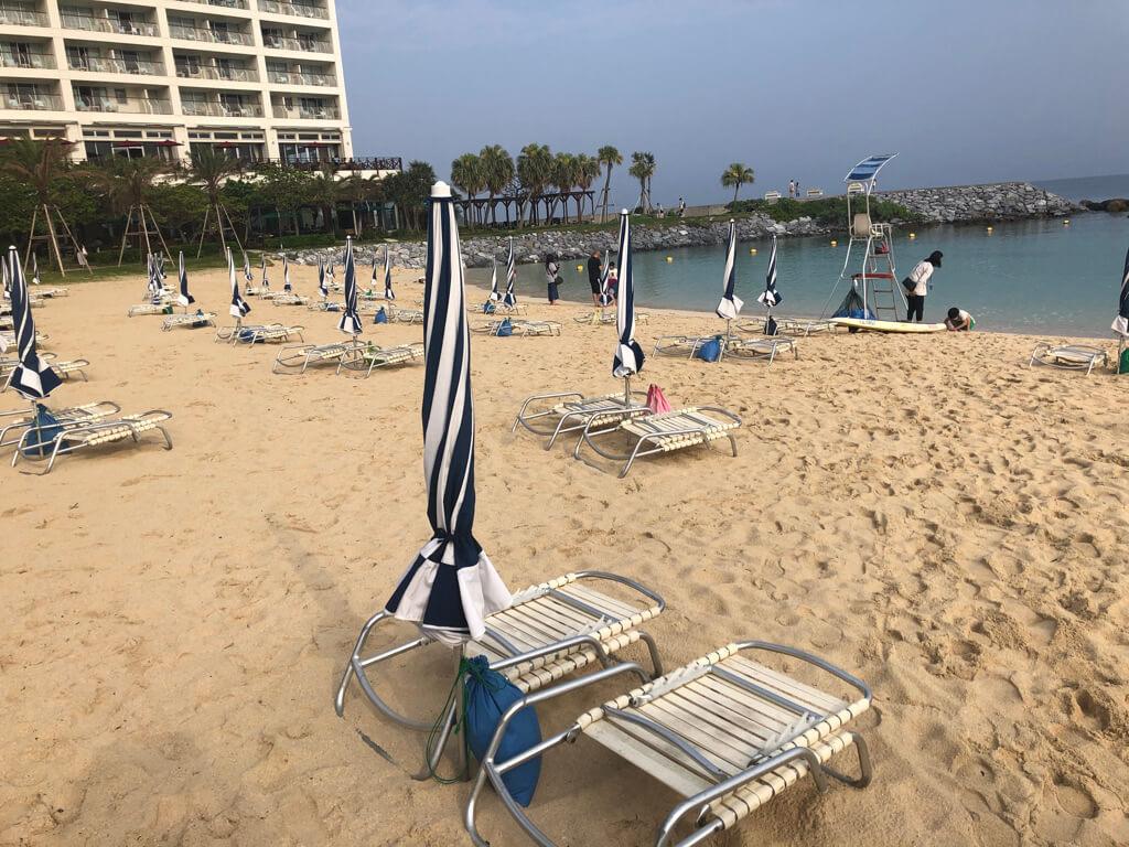 ルネッサンスリゾートオキナワ 子連れ 宿泊記 クラブサビー 施設 ルネッサンスビーチ