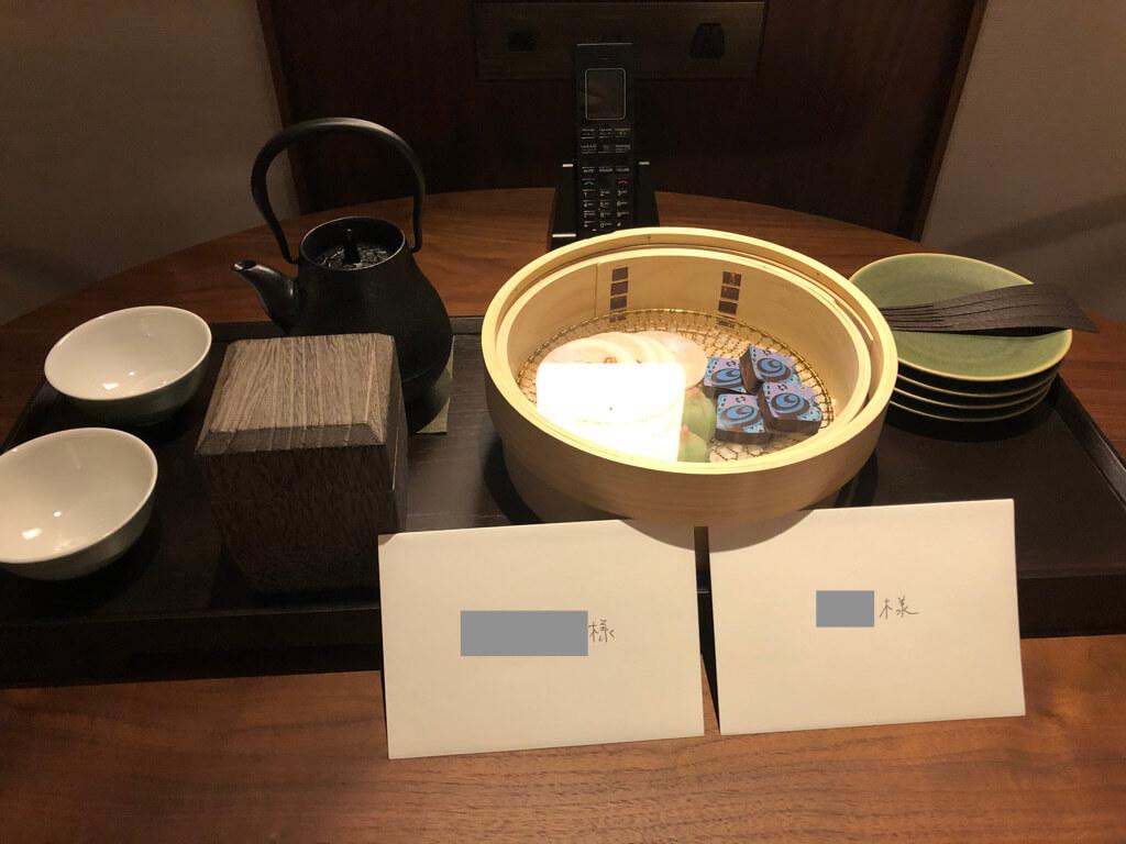 ホテルザ三井京都宿泊記 朝食 サーマルスプリング エクスペリエンス spgamex紹介