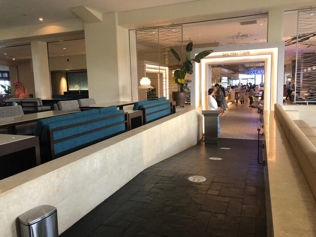 ルネッサンスリゾートオキナワ 子連れ 宿泊記 クラブサビー レストラン セイルフィッシュカフェ